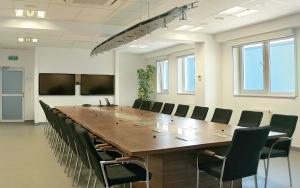 Projektowanie i aranżacja sali konferencyjnej