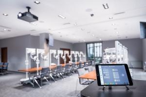 projektowanie sal konferencyjnych i szkoleniowych