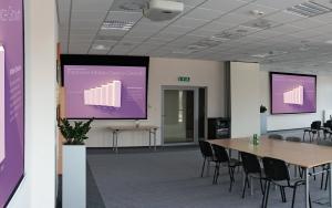 sala konferencyjna Invest Park