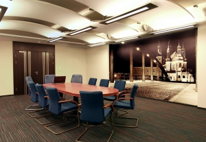 Profesjonalna sala konferencyjna