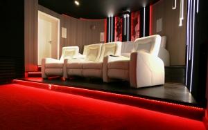 fotele do kina domowego