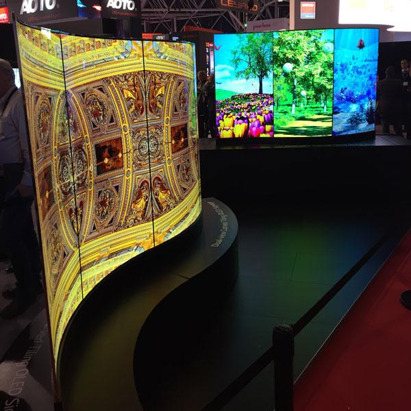 Telewizory OLED LG