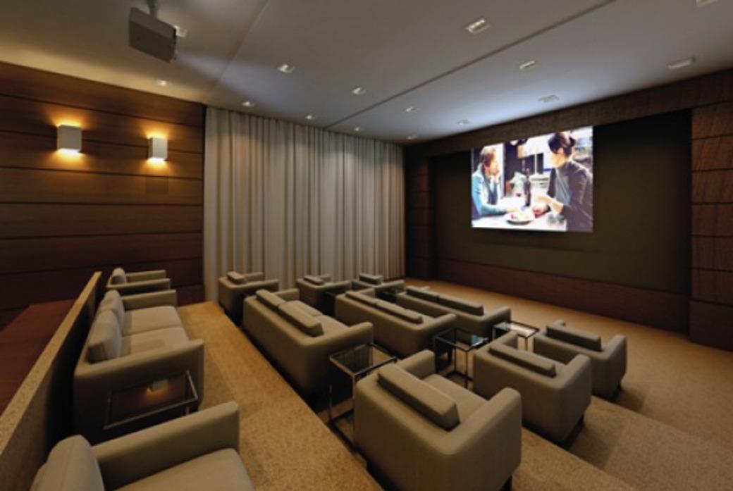 ABC konstruowania sali kinowej w domu
