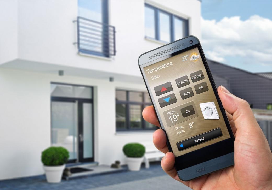 Inteligentny dom w Twoim smartfonie