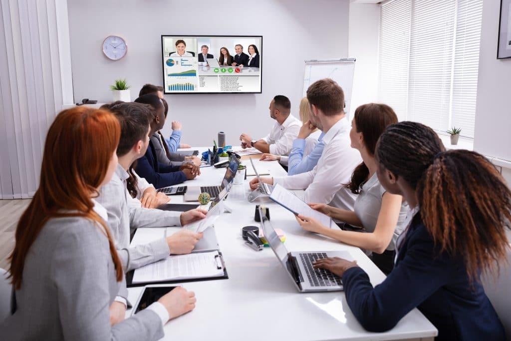 wideo-konferencje