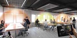 Biuro w wersji Office 3.0 - spersonalizowane strefy ciepła i światła